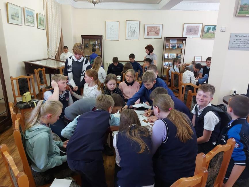 В Куйбышеве прошли мероприятия к Дню славянской письменности и культуры