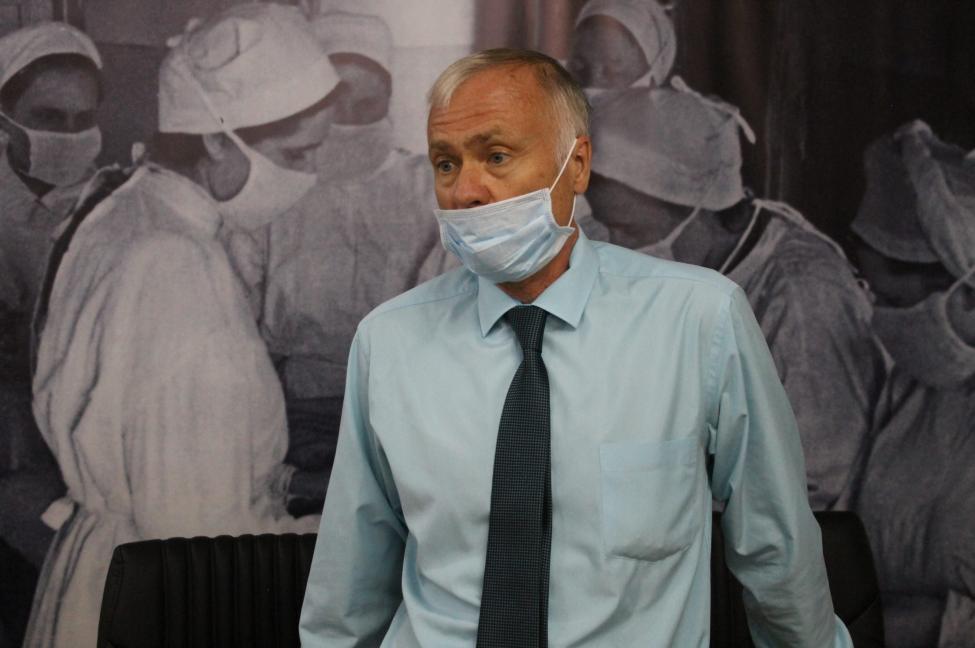 Евгений Васильев: «Коронавирус стал экзаменом на прочность»