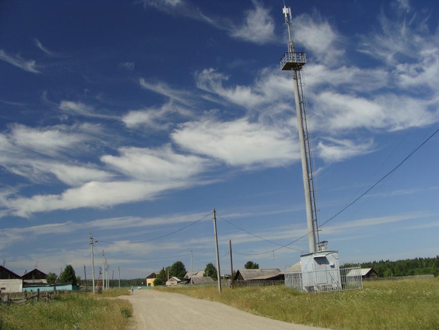 В селах Куйбышевского района появятся вышки сотовой связи